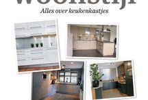Woonstijl - Keukenkastjes / Inspiratie opdoen voor keukenkastjes? Verzamel de mooiste foto's en laat een reactie achter op onderstaande link. Veel plezier met pinnen!  Meer lezen over keukenkastjes? Ga naar www.woonstijl.nl. Doe ook de gratis keuken test! www.woonstijl.nl/keuken-test/ http://www.pinterest.com/pin/14777505001128657/