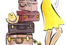Travel Sketching - journal