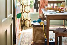 Craft Rooms / by Angie Guarino