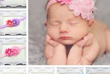 Head bands and bows / by Angelica Marquez