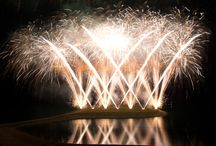 NFA 2014 / Pictures from 2014 NFA Expo in Branson, Missouri. Fireworks shot at Moonshine Beach.