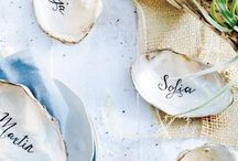 Hochzeit Tischdeko / Blumen
