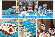 Doraemon Birthday Party