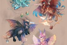 Animales fantasia