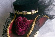 Goth - Dark Victorian - Steampunk - Dark Gypsy / Decorating