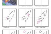 Lære å tegne