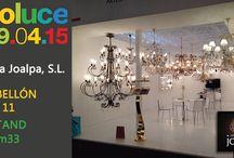 Feria de Milan EUROLUCE 2015 / Del 14 al 19 de Abril estaremos en la Feria de Milan EUROLUCE 2015 presentando todas las novedades de nuestro último catálogo. Localízanos en el Pabellón 11, stand m33