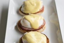 holindaise sauce recipe egg benedict / Holinday sauce
