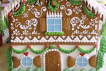Gingerbreadhouse / Inspiration