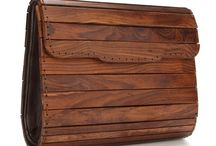 ξυλινη τσαντα