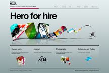 Designer Portfolio Websites