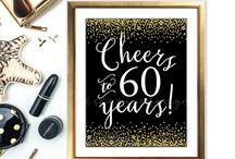60. Geburtstag