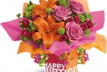 Birthday  / Beautiful gesture to wish Happy Birthday, put a smile on someone face with flowers from Timmins Flower Shop