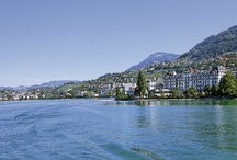 Places and Travel - Montreux Ideas / by Jo T