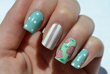 Nails / by Manda Phair