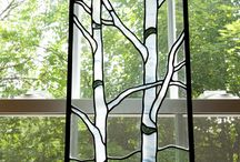 Stained Glass Ideas / Household