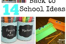 Back To School Projects