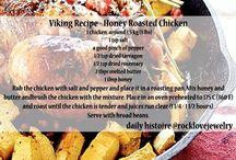 Viking recipes