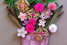 Quilling / by Lia Hummel