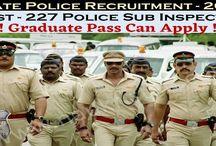 Police Department Jobs Bharti