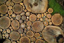 Surové dřevo