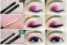 Make-up: Chinese