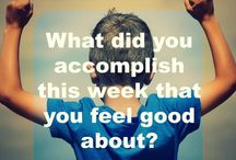 Weekly Motivations