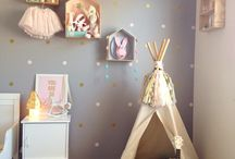 Lullaby Lane: Kids Bedroom / Beautiful kids bedroom decor ideas.