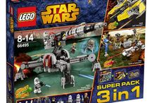 Christmas Special Set: LEGO Star Wars 66495 3in1 Super Pack Limited Edition & Exclusive
