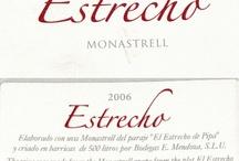 Bodega Enrique mendoza Alfaz del Pi Espaňa  / A small bodega in the village of Alfaz del Pi Alicante Spain with good wines.