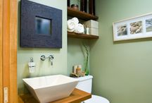 Bathroom remodeling ideas / Ideas for remodeling a small bathroom
