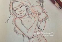 Sketches&art