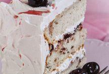 Food, cake..