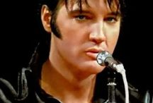 "Elvis ""the king of rock"""