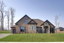 Andrew Johnson A - Floor Plan / Jagoe Home, Inc. Project: Lake Forest, Andrew Johnson, Owensboro, KY. Lot 332.
