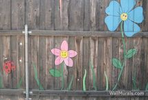 painting school wall