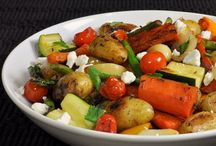 Roast. Vegetables