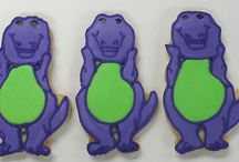 Barney Party / by Debby Anderson