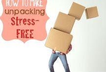 Stree Free- Unpacking