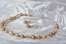 Swarovski Jewelery / Swarovski earrings and necklaces