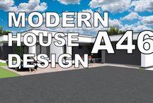 Modern bungalows