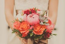 Wedding bouquets / by Mikarla Bauer