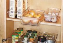 Pantry organization / by Sheryl Kaplan