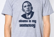 OBAMA 4 MORE YRS / by Jean Mullins