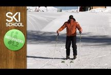 How To Ski - Beginners Skiing / Learn how to ski - Beginners guide to skiing
