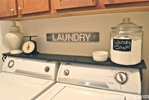Laundry rooms of your dreams? / #RealEstate #SanDiego #LaundryRoom