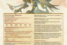 Homebrew D&D Elements