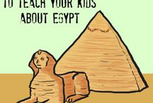 25 Cool Facts To Teach Your Kids About Egypt!