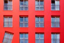 Red / by SpongeGreg