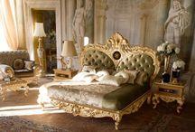 Итальянские шкафы и мебель итальянских фабрик / Студия мебели Deni-Art осуществляет прямые поставки мебели и аксессуаров из Италии. Классические и современные итальянские шкафы